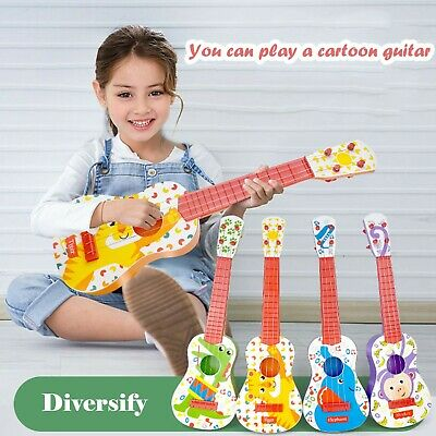 AU18.81 • Buy Guitar Toy Musical Instrument For Kids Classical Beginner Ukulele Educational AU