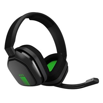 AU39.99 • Buy Astro A10 Green Over The Ear Only Headsets For Microsoft Xbox One