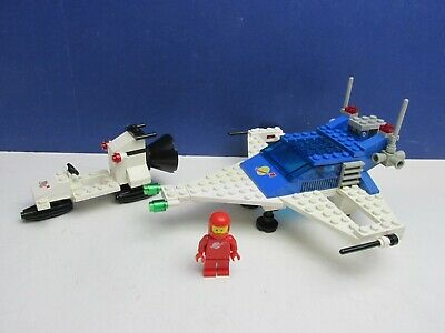 £34.93 • Buy RARE Lego 6890 Vintage CLASSIC COSMIC CRUISER SPACE SHIP Set COMPLETE 2770