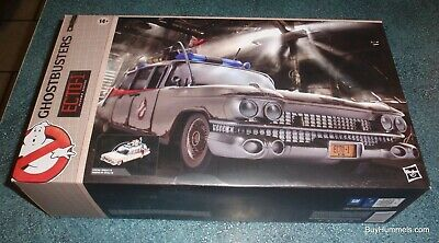 £47.48 • Buy Hasbro Ghostbusters Plasma Series 1:18 Ecto-1 Collectible Toy Model - NEW GIFT!
