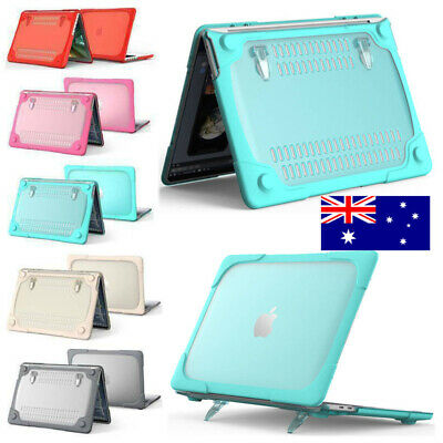 AU33.95 • Buy For Macbook Air Pro 13 2020 A2338 A2337 13.3 In Shockproof Hard Stand Case Cover