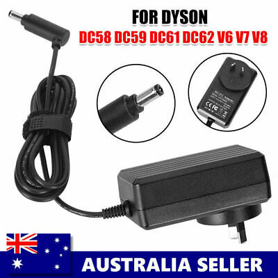 AU17.75 • Buy Replacement Battery Charger For Dyson V8 V7 V6 DC62 Vacuum Cleaner Power Adapter