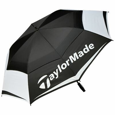 Taylormade Tm Tour 64  Auto Opening Double Canopy Mens Golf Umbrella • 41.95£