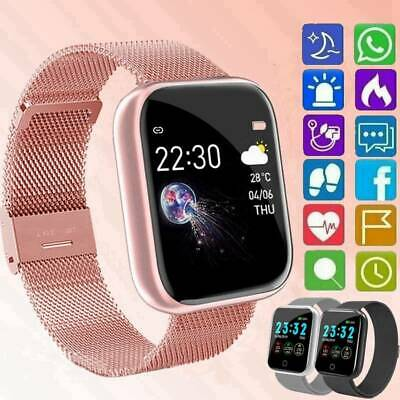 AU26.99 • Buy Bluetooth Smart Wrist Watch Phone For Android Samsung IPhone IP67 Waterproof AU.