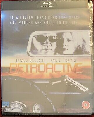 $ CDN23.32 • Buy RETROACTIVE BluRay NEW & SEALED 88 Films Release James Belushi Shannon Whirry