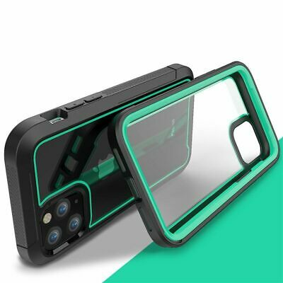 AU13.31 • Buy Sturdy Shock Drop Proof Clear Phone Case For IPhone 11 Pro Max 7 8 6S 6 Plus X