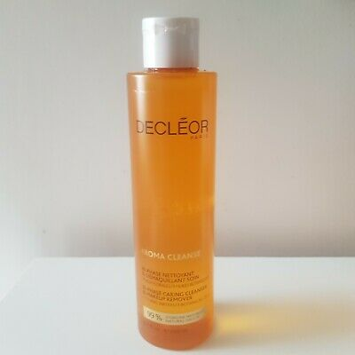 £12 • Buy Decleor Paris Aroma Cleanse Bi Phase Caring Cleanser & Makeup Remover