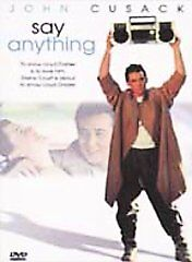 AU7.85 • Buy Say Anything (DVD, 2002, Special Edition) B5