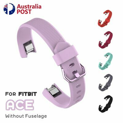 AU4.65 • Buy Fitbit Alta HR Replacement Band Secure Strap Wristband Buckle Bracelet Fitness