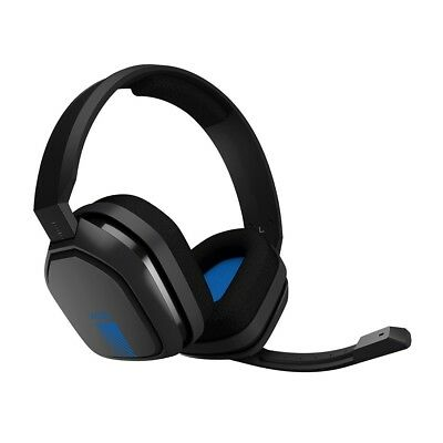 AU38.99 • Buy ASTRO A10 Wired Gaming Headset For PS4, Grey/Blue