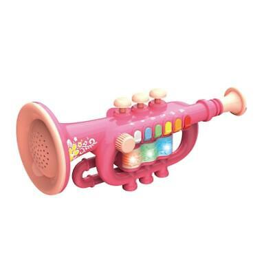 £13.78 • Buy Trumpet Instrument Musical Toy, Children Simulation Trumpet Early Educational Mu