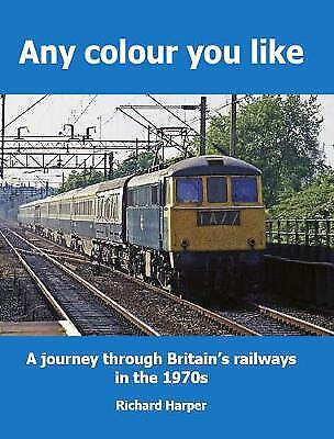 £18 • Buy Any Colour You Like (so Long As Its Blue) By Richard Harper, H/b 2019