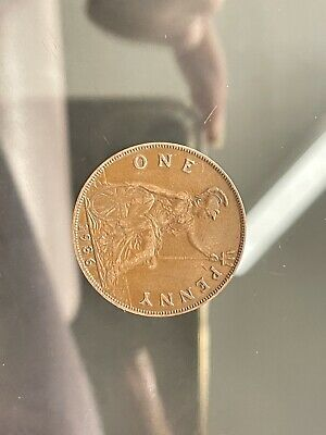 £700 • Buy 1936 One Penny
