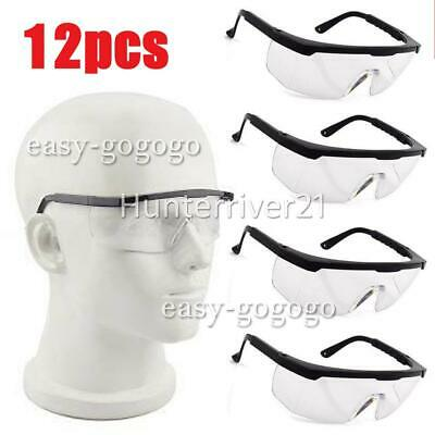 AU19.95 • Buy NEW 12 PACK Safety Glasses Arc Vision Hammer Clear Safety Spectacles Anti Fog