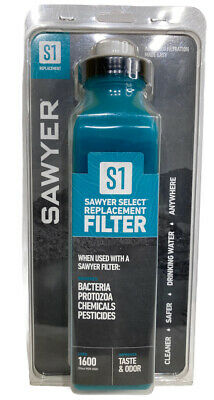 AU33.57 • Buy Sawyer Select S1 Water Bottle Replacement Filter New (b2)