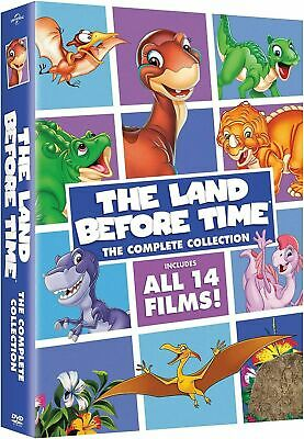 £43.70 • Buy The Land Before Time The Complete Collection New Region 1 DVD Box Set