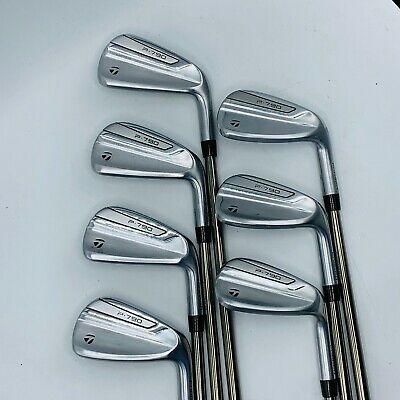 TaylorMade P790 2019 Irons 5-AW Graphite Recoil ES 780 Smac Wrap F4 Stiff RH  • 873.99£