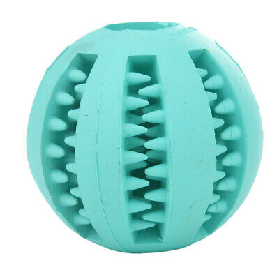£5.25 • Buy Pet Puzzle Toy Food Dispenser Tough-Treat Ball Dog Interactive Puppy Play Toy BH