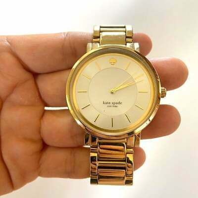 $ CDN75.18 • Buy Kate Spade Gold Watch Adjustable With Extra Links