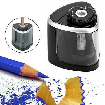 £7.99 • Buy Electric Pencil Sharpener Automatic Touch Switch Battery Power Classroom Office