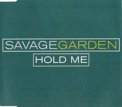 AU8 • Buy Savage Garden – Hold Me CD Columbia 2000 NEW/SEALED