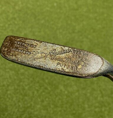 $139.95 • Buy Vintage Tommy Armour Iron Masters MacGregor Silver Scot Tourney Reg 3852S Putter