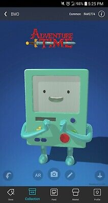 $40 • Buy VEVE NFT - Adventure Time BMO / Beemo - First Appearance (Sold Out On VEVE)
