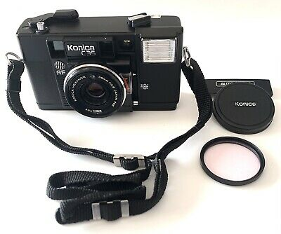 £64.07 • Buy Light Seal Replaced [NEAR MINT++] Konica C35 AF 35mm Film Camera From JAPAN