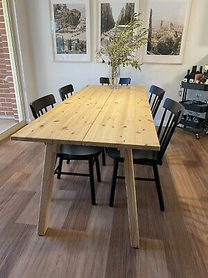 AU380 • Buy Limited Edition IKEA Industriell Dining Table (8 People)