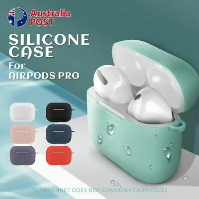 AU5.25 • Buy For Apple AirPods Pro Case Airpods 3 Case Shockproof Silicone Cover Slim Skin