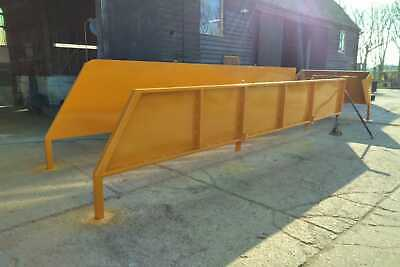 £2950 • Buy Silage Sides To Fit Western Trailer *6 Sets Available* *£2,950 + VAT*