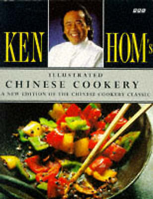 £2 • Buy Ken Hom's Illustrated Chinese Cookery By Ken Hom (Paperback, 1996)