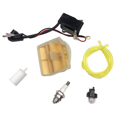 £12.73 • Buy Ignition Coil Kit For Husqvarna 445 450 Chainsaw Spare Replacement Parts Tool