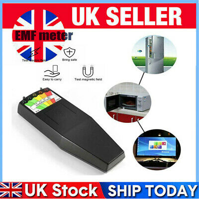 AU38.32 • Buy UK K2 EMF Meter Kii Ghost Hunting Magnetic Field Detector Paranormal Equipment