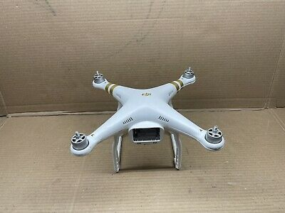 AU153.64 • Buy Dji Phantom 3 Professional Quadcopter/Drone For Parts Only Rc Part #5233