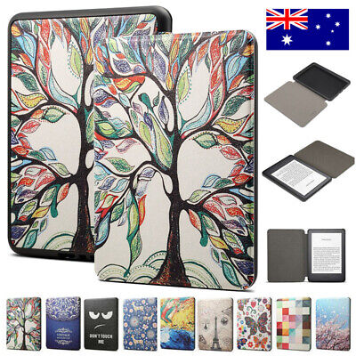AU14.95 • Buy For Amazon Kindle Paperwhite 1234 2018 10th Gen Smart Sleep Leather Case Cover