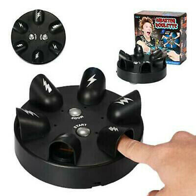 £9.89 • Buy Cute Polygraph Lie Detector Electric Shock Toy XI Shocking Shot Roulette Game