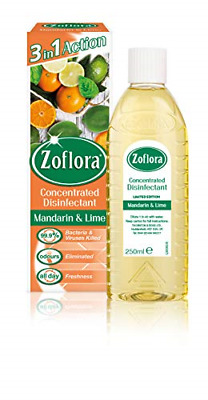 Zoflora Multi-Purpose Concentrated Antibacterial Disinfectant, Multi Surface - • 2.77£