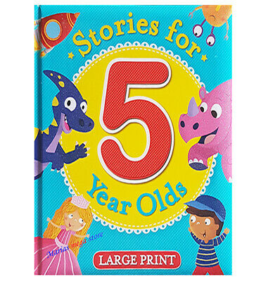 £7.99 • Buy Stories For 5 Year Olds Fantastic Stories For KIDS QUALITY By BROWN WATSON
