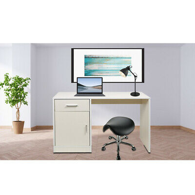 AU79 • Buy Home Office Table Computer Desk Study Workstation With Drawer Cabinet