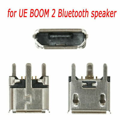 AU6.70 • Buy For UE BOOM 2 Bluetooth Speaker  Micro USB Charging Port Power Charger Parts ZHU