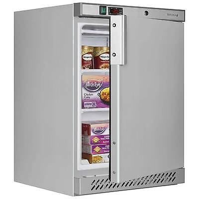 £579 • Buy Tefcold Uf200ss Stainless Steel Undercounter Freezer @ £482+ Vat & Free Delivery