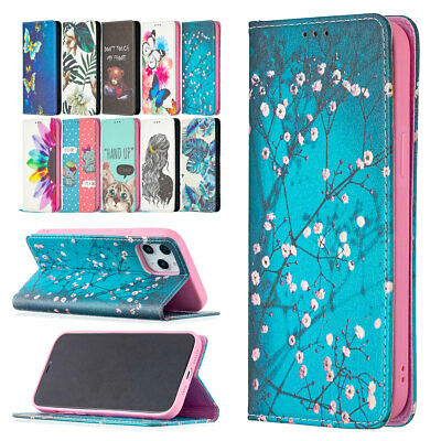 AU13.36 • Buy For IPhone 12 11 Pro Max SE 2 XS X 8 7 Flip Wallet Magnetic Phone 360 Case Cover