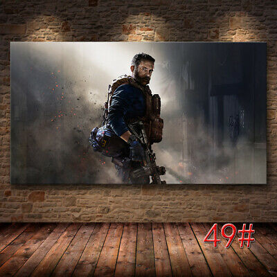 £17.74 • Buy Game Poster For Call Of Duty Warzone  Anime  Canvas Decorative Painting Wall