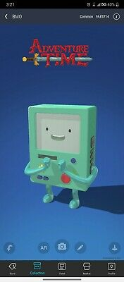 $55 • Buy VeVe NFT - Adventure Time - Beemo, BMO First Appearance - China Region Exclusive