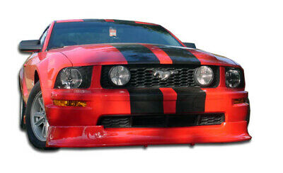 $288 • Buy Duraflex Racer Front Lip Body Kit For 05-09 Ford Mustang