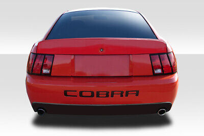 $180 • Buy Duraflex Cobra Look Wing Spoiler Body Kit For 99-04 Ford Mustang
