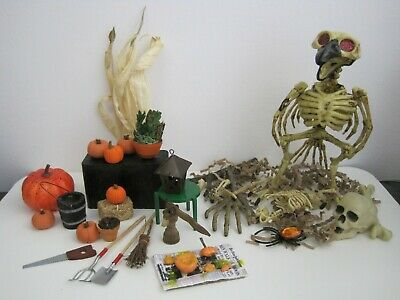 $ CDN28.94 • Buy Miniatures, Witch, Wican, Halloween Collection Lot #27