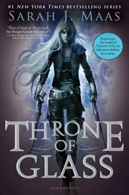 $8.63 • Buy Throne Of Glass By Sarah J Maas: New