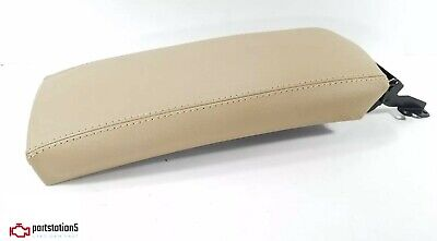 $84.50 • Buy 04-09 Toyota Prius Center Console Cover Arm Rest Lid Top 15  Tan Leather Oem